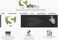 Chứng nhận Safeweb - Hệ thống tiêu chuẩn trong giao dịch TMĐT