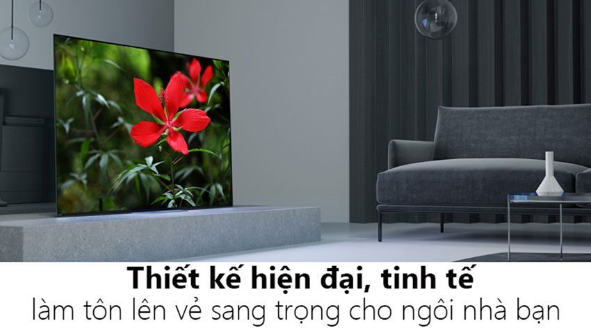 Ứng dụng của Android Tivi OLED Sony KD-65A8F