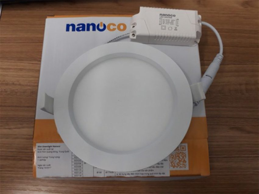 Đèn Led Downlight siêu mỏng Panasonic NSD066