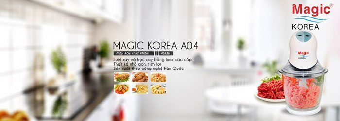 Magic Korea A04