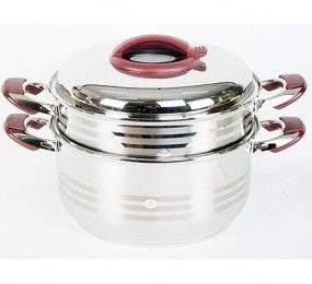 Bộ xửng hấp Happy Cook 2 tầng ST32-2