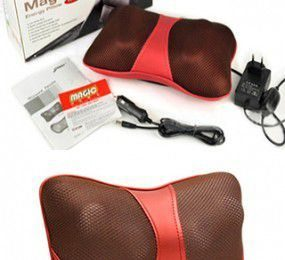 Gối massage hồng ngoại Magic Pillow PL818