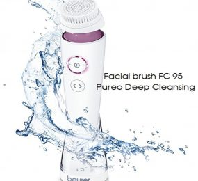 Máy rửa mặt Beurer Pureo Deep Cleansing FC 95
