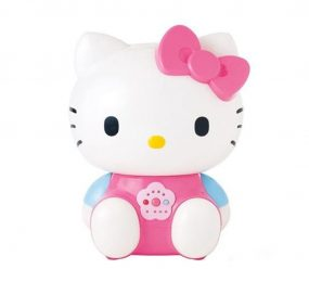Máy tạo ẩm công nghệ siêu âm Lanaform Hello Kitty LA120116