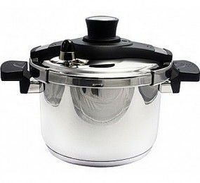 Nồi áp suất Tiross PS-58-1 Living Cook 5.8L Made in Korea