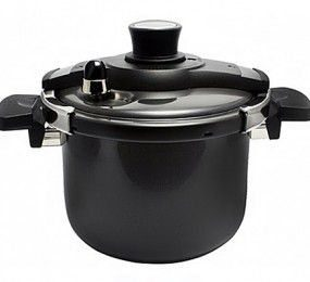 Nồi áp suất Tiross PS58 Living Cook 5.8L Made in Korea