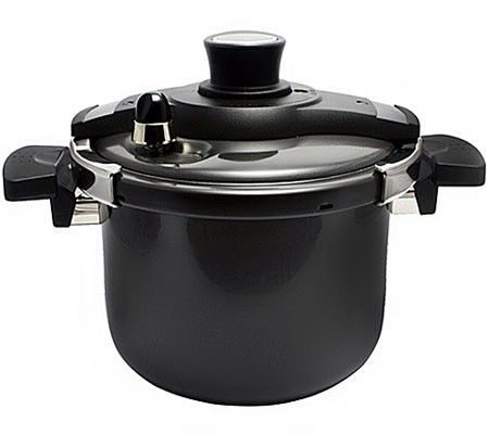 Nồi áp suất Tiross PS48 Living Cook 4.8L Made in Korea